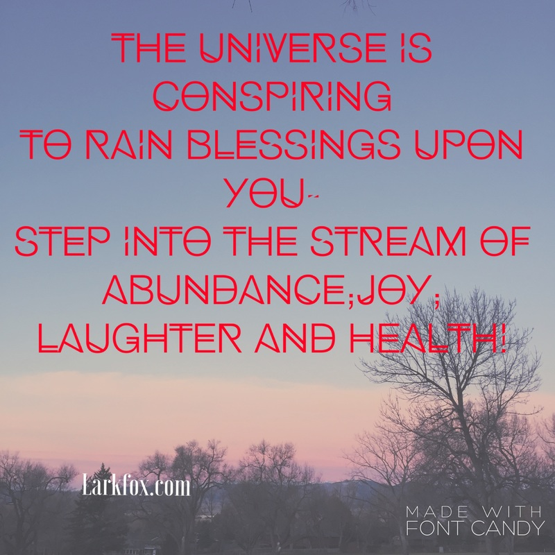 Step into Abundance and Joy